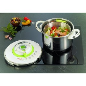 Tefal NutriCook Schnellkochtopf in Aktion